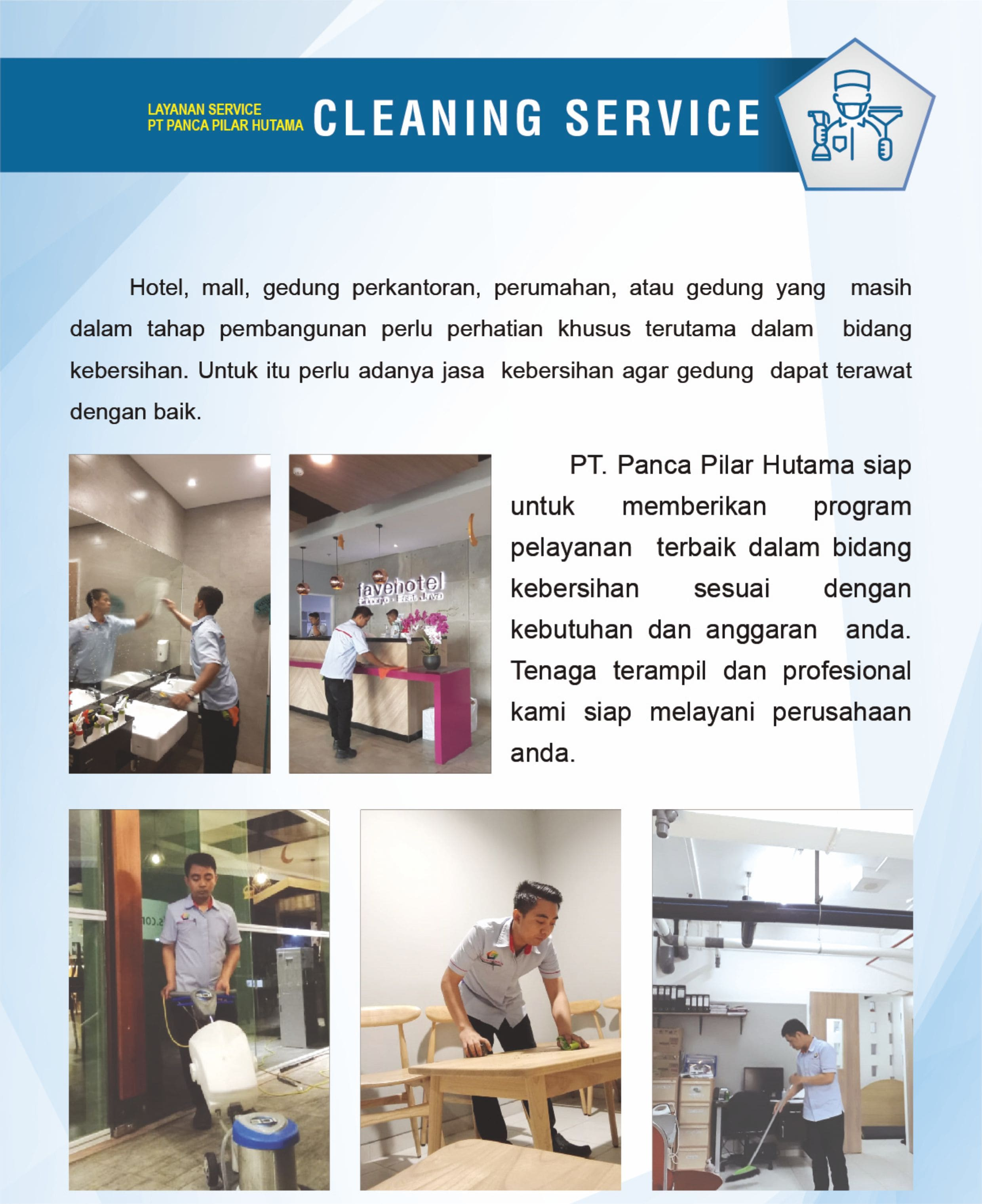 cleaninig service